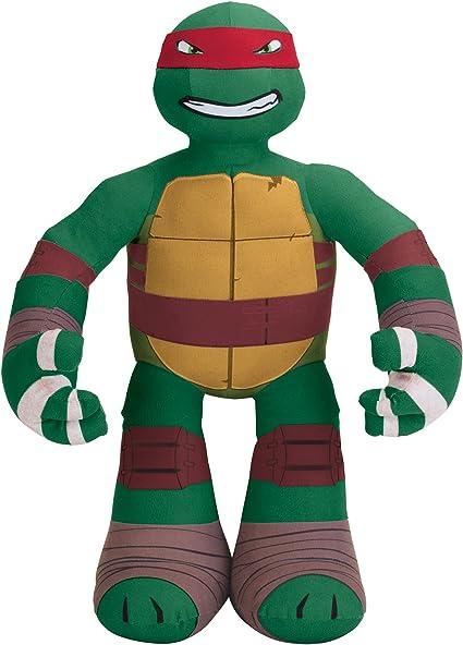 Teenage Mutant Ninja Turtles Pre-Cool Half Shell Heroes Ninja Practice Pal Raphael Plush