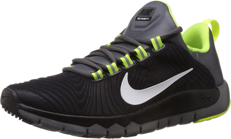 nike free trainer 5.0 Nike Men's Free Trainer 5.0 (V5) Trainers Black Size: 9.5: Amazon ...