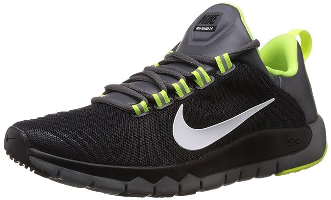 df573fc69042 ... discount code for amazon mens nike free trainer 5.0 training shoe black  dark grey white size ...