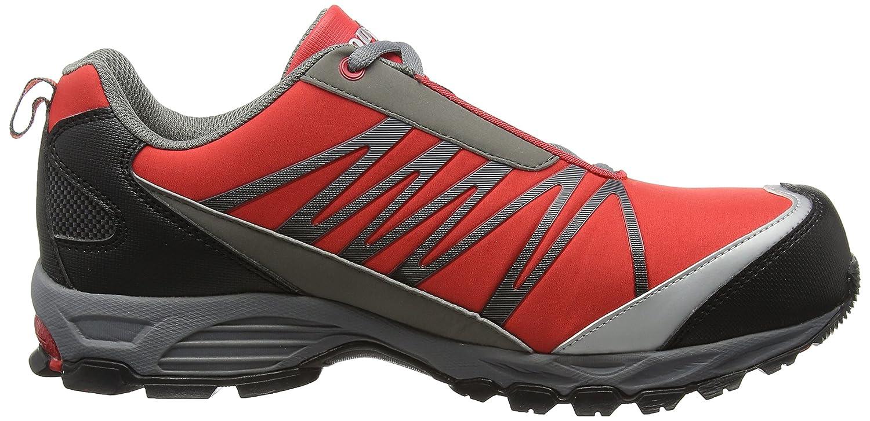 GYSHU1500 - Chaussures de Sécurité Homme - Rouge (Red/Black) - 43 EU (9 UK)Goodyear dUawAuyZPM
