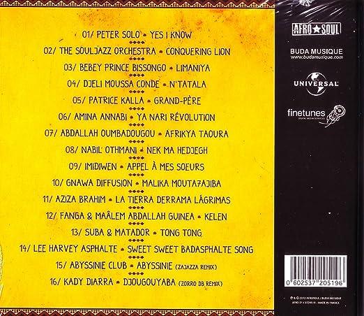 DIFFUSION GNAWA TÉLÉCHARGER MALIKA MUSIC