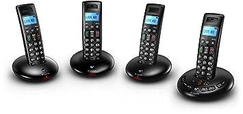bt graphite 2500 quad dect digital cordless phone with amazon co uk rh amazon co uk  bt graphite 2500 trio user manual