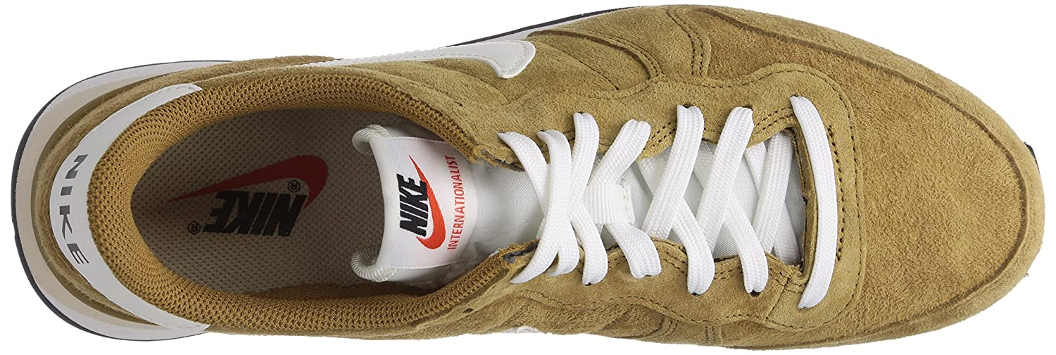 professional sale official shop classic Nike Mens Internationalist PGS LTR Golden Tan/Black/Beach ...