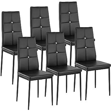 Chaise Noir Salle A Manger