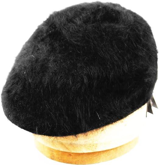 Mens Kangol  504  Furgora  Ivy  Cap  Color  Black