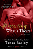 Protecting What's Theirs (A Line of Duty Book 5)