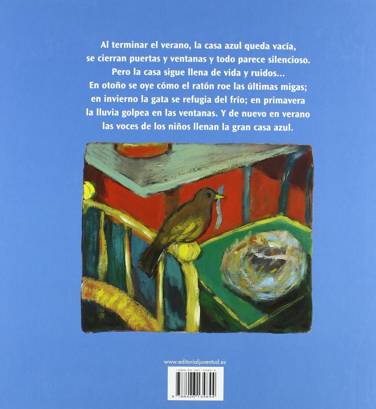 La Gran Casa Azul / The Great Blue House (Spanish Edition): Kate Banks: 9788426134844: Amazon.com: Books