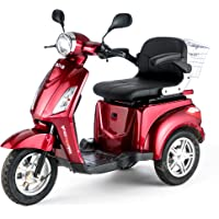 Elektromobil, E-Mobil, Seniorenfahrzeug, Elektroroller adultos E-Dreirad, 25 km/h