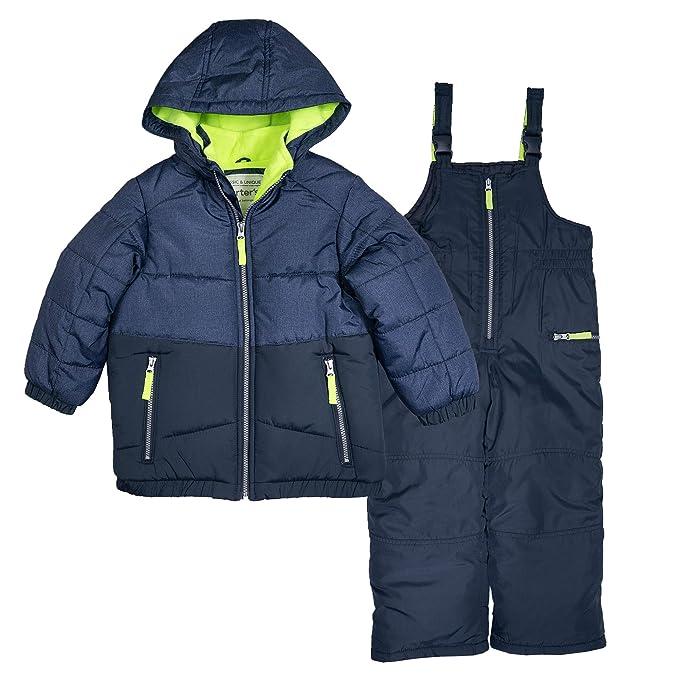 Amazon.com: Carters Boys 4-7 - Guantes de nieve para niño ...
