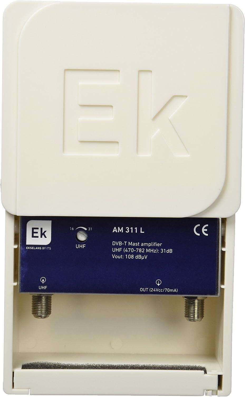 EK Am 311 L - Amplificador de mástil: Amazon.es: Electrónica