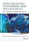 Implementing Enterprise Risk Management: Case