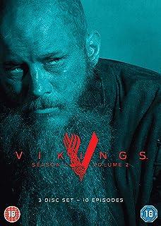Vikings Season 5 Volume 1 [DVD] [2018]: Amazon co uk: DVD