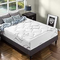 Zinus Cloud Memory Foam Double Mattress - 30cm | Conforming Foam, Plush Quilt - Medium/Soft