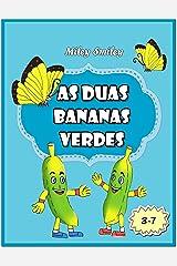 """Portuguese: """"As Duas Bananas Verdes""""(Short Stories in Portuguese) eBook Kindle"""