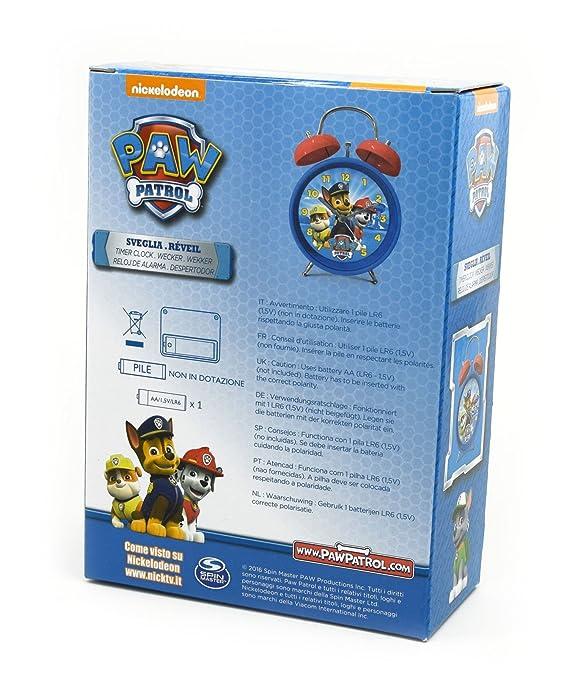 Laciteinterdite Mesa para niño con alarma diseño Paw Patrol ...