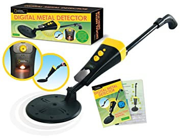 National Geographic detector de metales