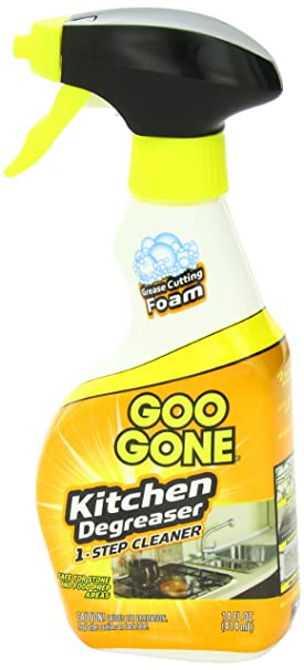 Amazon.com: Goo Gone Kitchen Degreaser, 14 fl oz: Health & Personal Care
