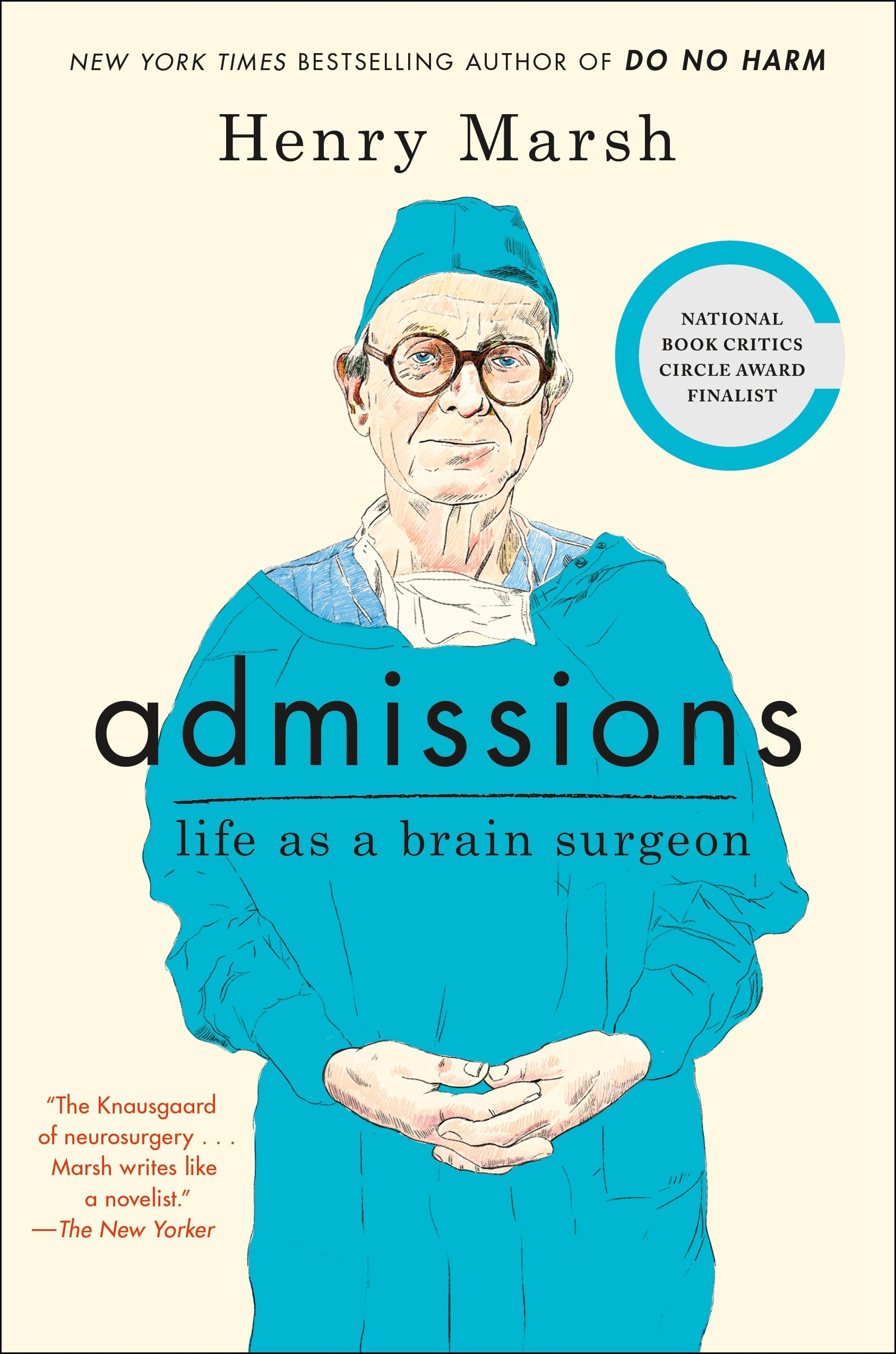Admissions: Life as a Brain Surgeon: Henry Marsh