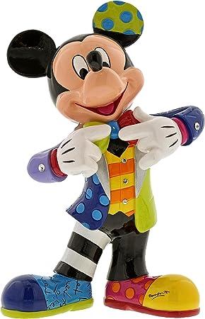 Imagen deEnesco Disney Britto 6001010 - Figurina Mickey Mouse aniversario especial