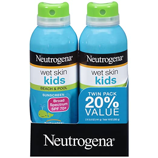 Neutrogena Wet Skin Kids Sunsc...
