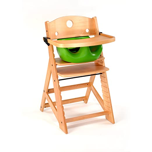 amazoncom keekaroo high chair and infant insert tray lime by baby