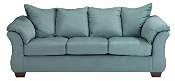 Attractive Ashley Furniture Signature Design   Darcy Sofa   3 Seats   Ultra Soft  Upholstery   Contemporary