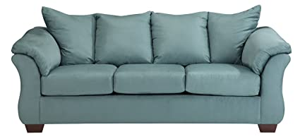Ashley Furniture Signature Design   Darcy Sofa   3 Seats   Ultra Soft  Upholstery   Contemporary