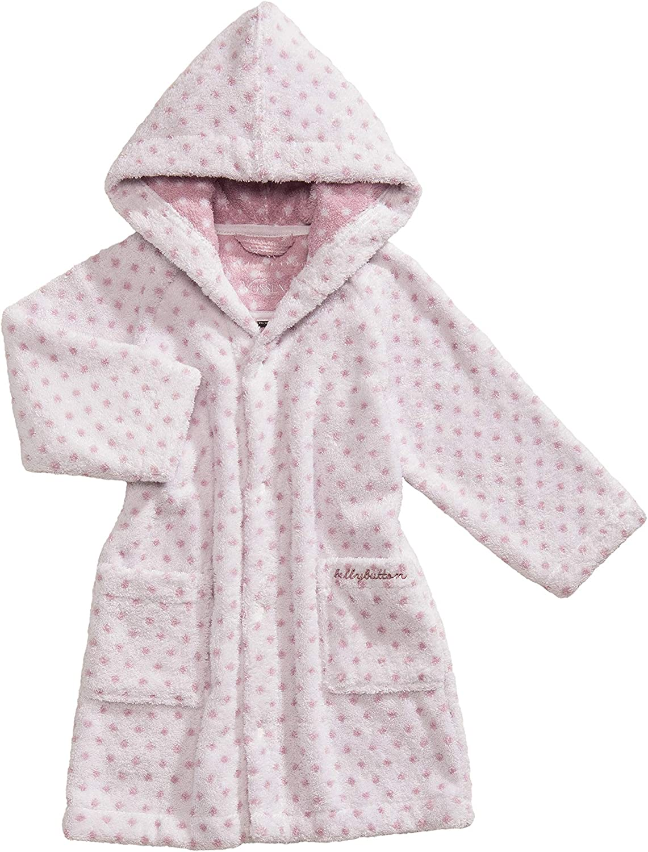 Bellybutton by Vossen 170256 Baby Girls Bubbles Robe