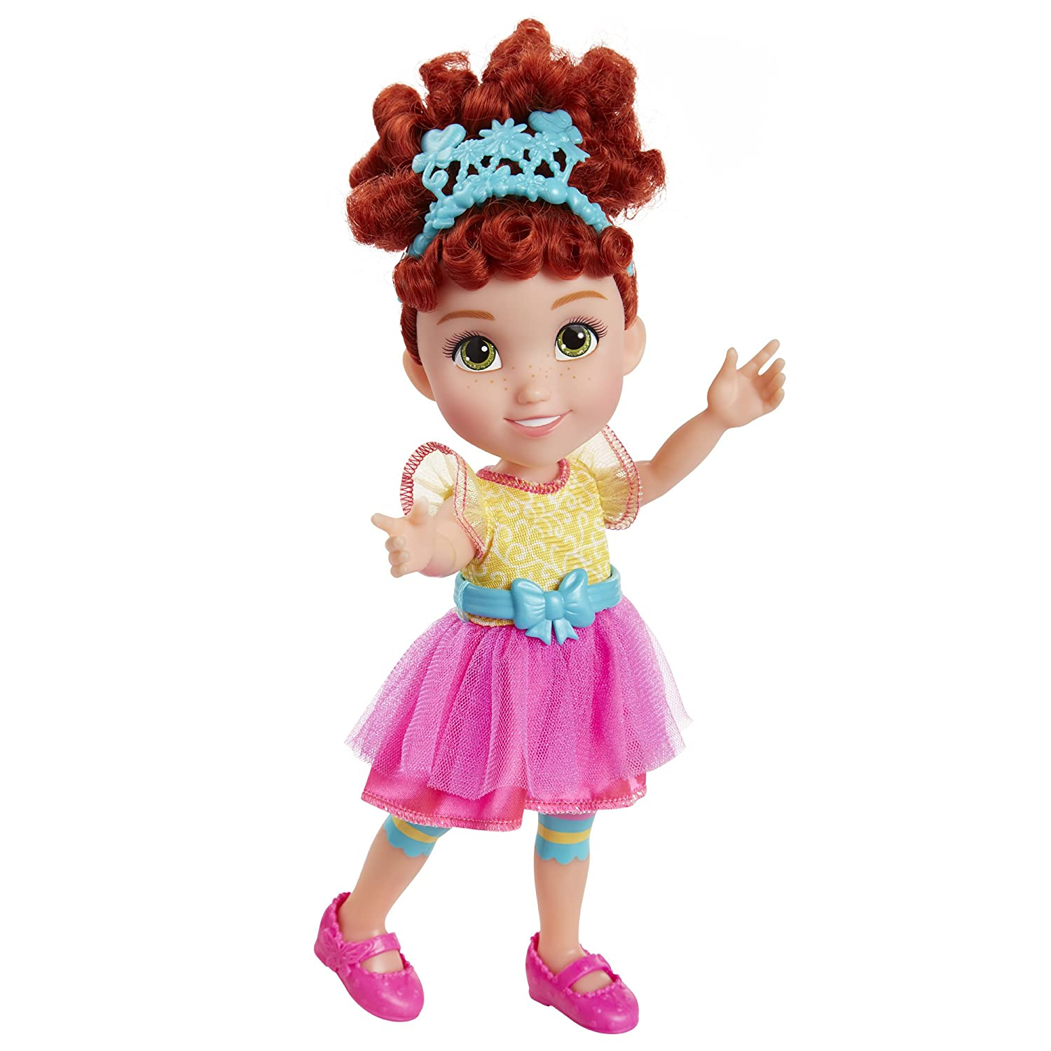 10 Inch Make Nancy Fancy Doll in Classique Outfit with Tiara Fancy Nancy Doll 6 and 7 Years Old Great Gift for Girls Ages 3 5 Shoes and Sun Glasses 4