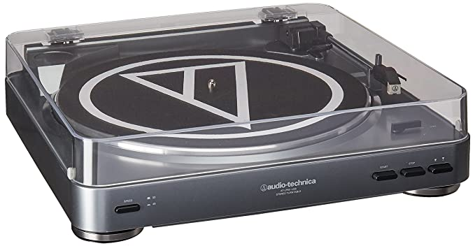Amazon.com: Audio Technica AT-LP60BK - Altavoces estéreo ...