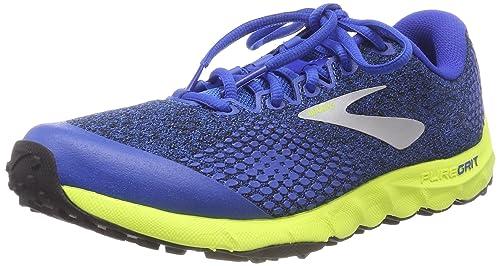 Brooks PureGrit 7, Zapatillas de Running para Hombre: Amazon.es: Zapatos y complementos