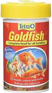 Tetra Goldfish Flakes, Alimento de Pescado Completo para Todos los Peces de Oro, 100