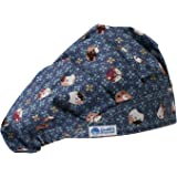 Guoer Womens and Mens Classic Scrub Cap, Scrub Hat, Cap, Hat One Size Multiple Colors Choices