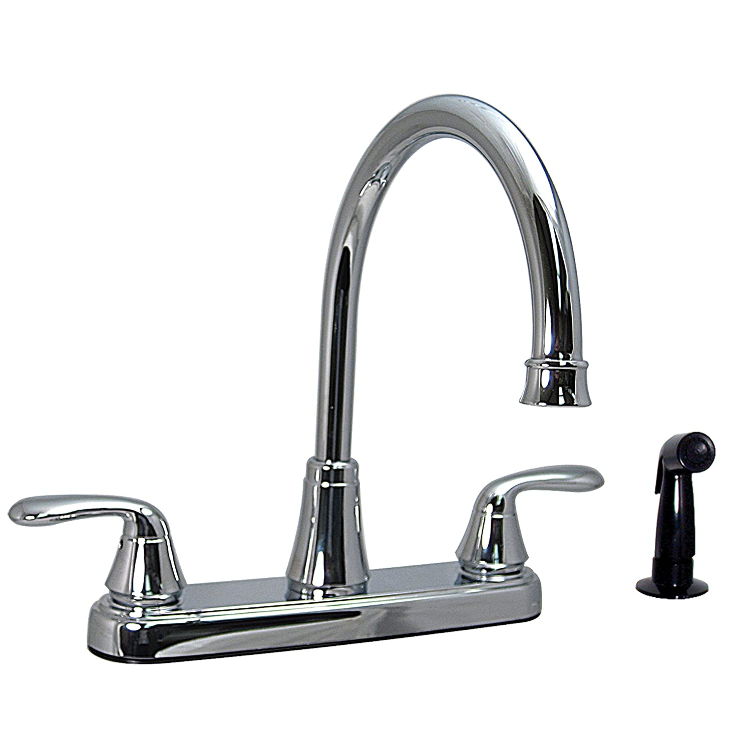 Phoenix PF231302 Two-Handle Kitchen High-Arc Faucet, Chrome