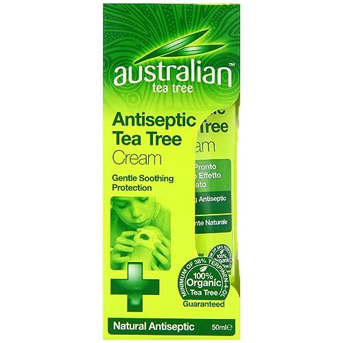 Australian Tea Tree Antiseptic Cream 50ml