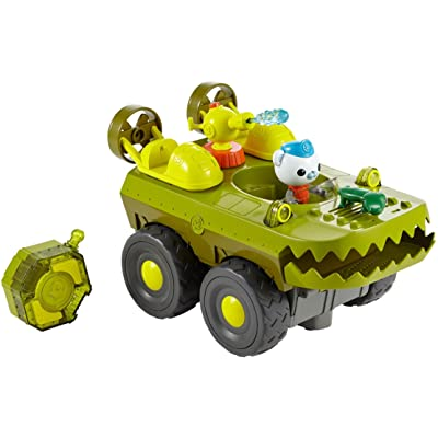 Fisher-Price Octonauts Remote Control Gup-K: Toys & Games
