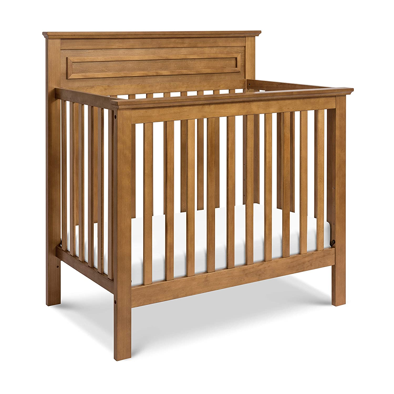 Slate Davinci Autumn 4 in 1 Convertible Mini Crib