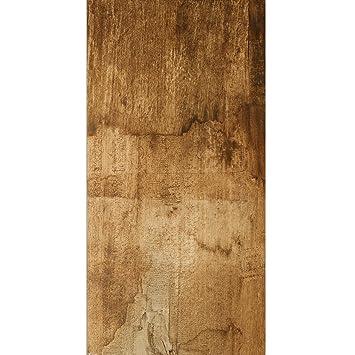 Holzoptik Holzstruktur Bodenfliesen Colonia Walnuss Xcm Amazon - Fliesen holzoptik walnuss