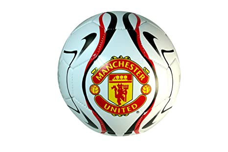 32050482fc80 Manchester United FC Authentic Official Licensed Soccer Ball Size 4 -001 by  RHINOXGROUP