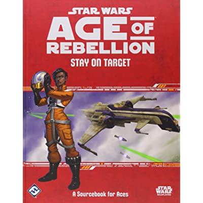 Star Wars: Age of Rebellion - Stay on Target: Fantasy Flight Games: Toys & Games