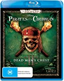 Pirates of The Caribbean II: Dead Man's Chest  2BD (Blu-ray)