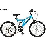 Kross Storm Dual Suspension Single Speed Bike for Kids