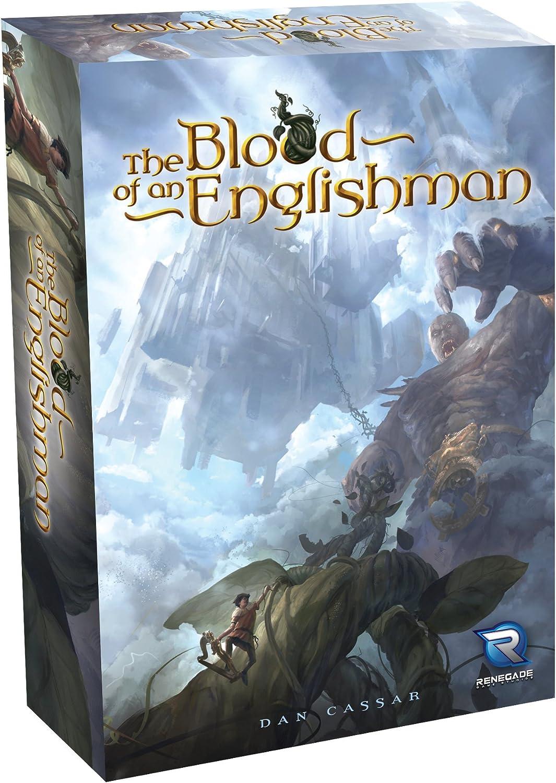 Renegade Game Studios rgs00554 – de Tablero Blood of An engli shman: Amazon.es: Juguetes y juegos