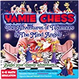 Yamie Chess School Assistant: K-8 Supplemental Math Learning Toy