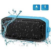 Altavoz Bluetooth Ducha Impermeable, Mbuynow Altavoz Inalámbrico Ducha