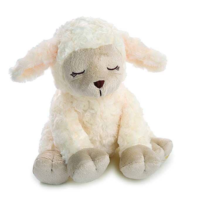 Super Soft Toy Soothers Newborn Babies Baby Sheep Bear Bunny Rabbit Childs Kids