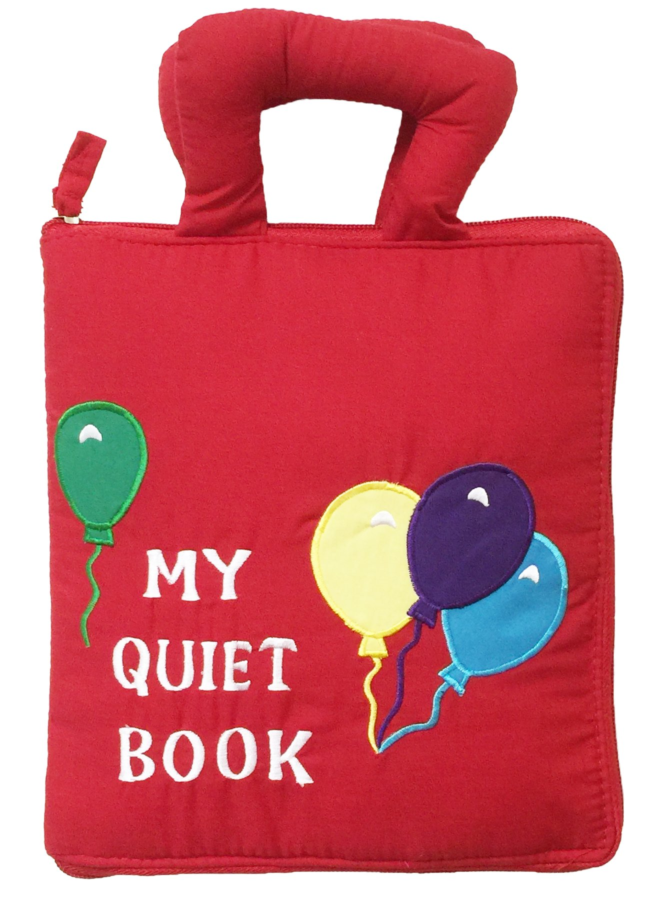 Amazon My Quiet Book for Toddlers by Pockets of Learning
