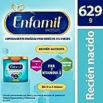 Fórmula Láctea Recién Nacido, Enfamil Premium para lactantes de 0 a 3 meses, lata de 629 gramos