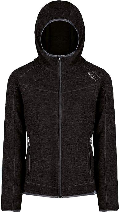 Regatta Great Outdoors Womens//Ladies Luzon Full Zip Fleece Jacket