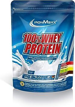 IronMaxx Ironmaxx Sabor Coco De Chocolate 100% Polvo Proteína ...